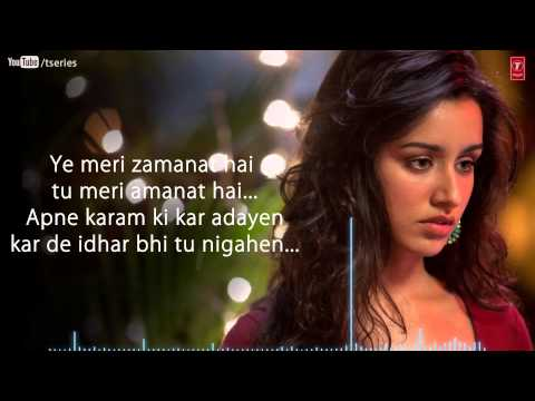 Aashiqui 2 hindi movie Sunn Raha Hai Na Tu Full video Song With Lyrics
