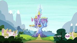 Twilight's Castle is created - Twilight's Kingdom