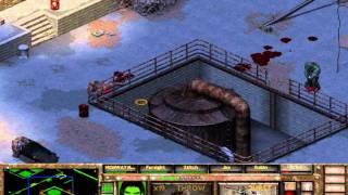Fallout Tactics Brotherhood Of Steel gameplay