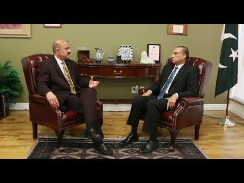 Interview with H.E. Aizaz Ahmad Chaudhry, Ambassador of Pakistan to the United States (Full Version)