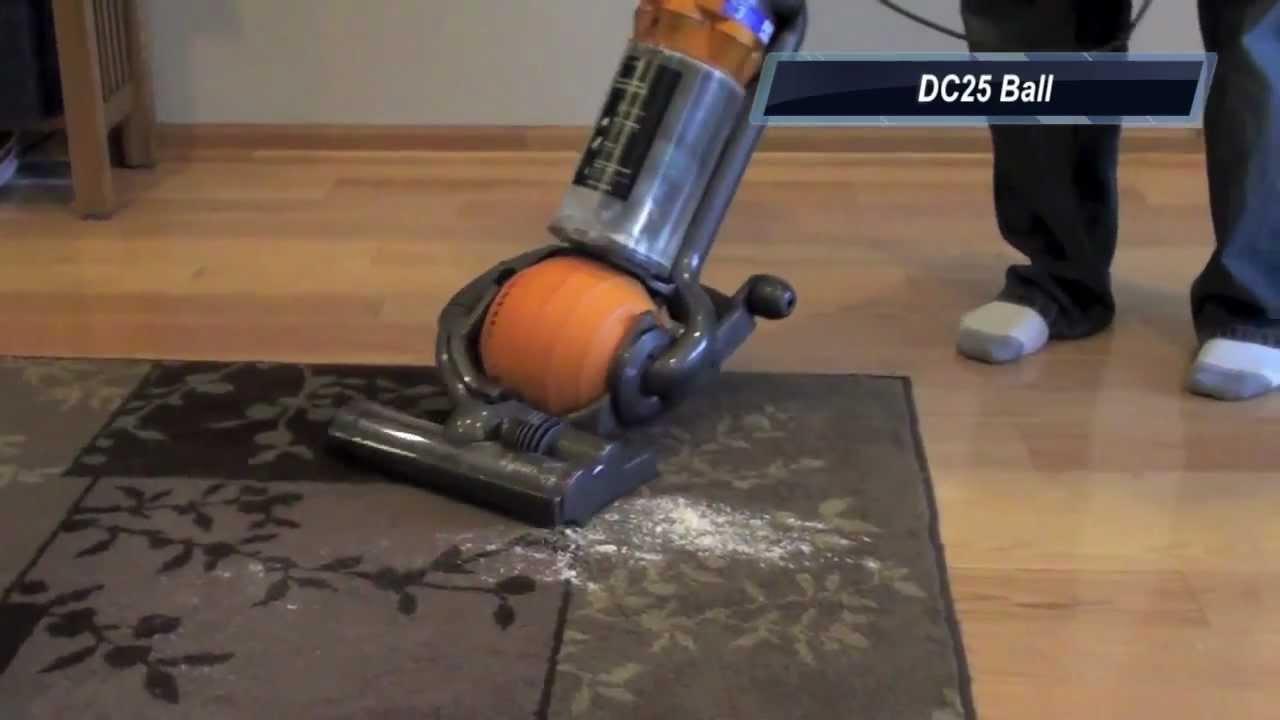 Dyson Vacuum Comparison: DC41 Vs DC28, DC25, DC24 And DC33 Models   YouTube