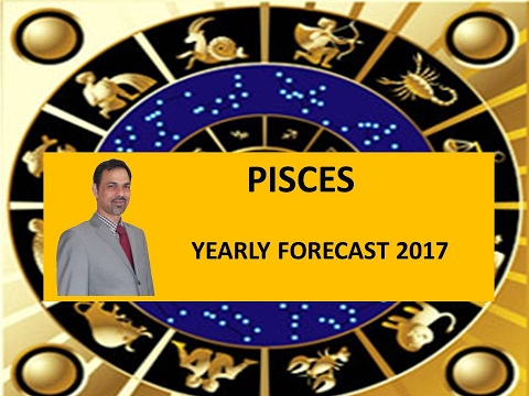 Pisces Astrology Yearly Horoscope Prediction 2017  Love Money Property  Family Job