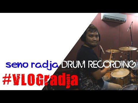 Seno Drum Recording Session