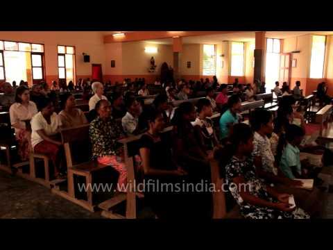 The Holy Mass, Baucau, East Timor