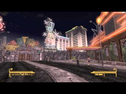Fallout New Vegas Campaign Part 34   Brotherhood Of Steel