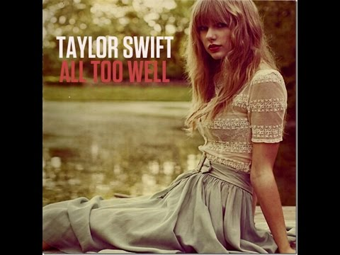 All Too Well - Taylor Swift (Audio)