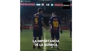 #Messi y #Suarez amigos una dupla inolvidable, #futbol