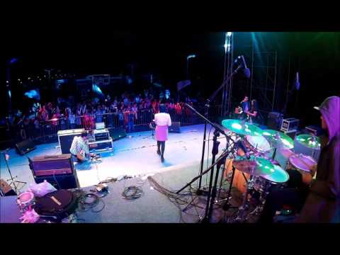 Pastel Lite live in Chongqing, China - Conquest Drum cam