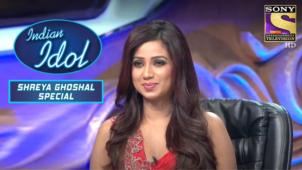 Download Contestants ने किया Shreya के Songs पे Perform   Indian Idol   Shreya Ghoshal Special
