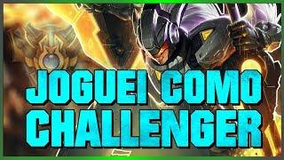 Quero Elo: JOGUEI MUITO - League of Legends