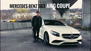 Ray4Fun | Mercedes Benz S63 AMG Coupe 优雅的外观,奢华的内饰,强大的心脏,稳重的驾乘