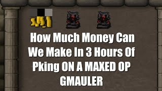Download lagu How Much Money Can We Make In 3 hours On A MAXED GMAULER MP3