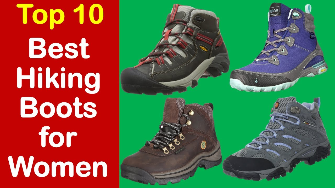 best hiking boots for 2017 best women s hiking