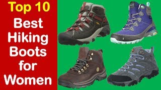Best Hiking Boots for Women 2017    Best Women's Hiking Boots Reviews