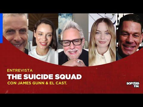 """""""The Suicide Squad"""" regresa con James Gunn, Margot Robbie y más. ¿Quién logrará terminar la misión?"""