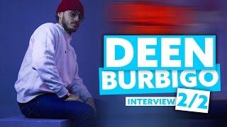 Le rappeur Deen Burbigo s'est livré lors d'une interview avec l'équ...