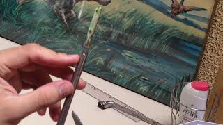 🔴COMO FAZER: FLECHAS para ARCOS e BALESTRAS (TUTORIAL) - Arqueria #08