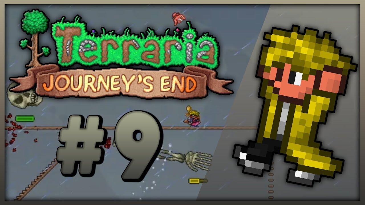 Terraria Journey's End #9 - Szybka kalkulacja [1.4] [Master Mode]