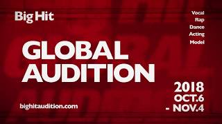 2018 BigHit Global Audition #2
