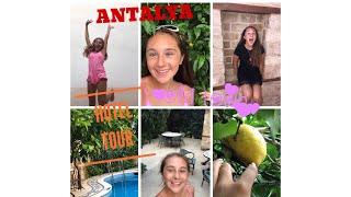 Antalya Old Town Hotel Tour | Turkey 2018