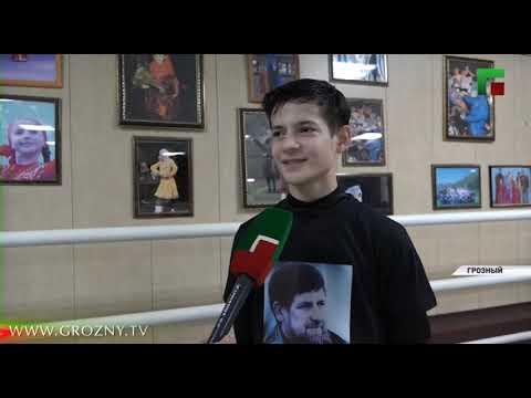 Рамзан Кадыров посетил репетицию детского ансамбля «Башлам»
