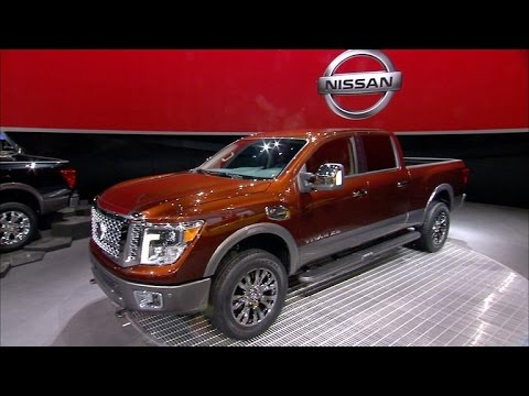 car tech 2016 nissan titan doovi. Black Bedroom Furniture Sets. Home Design Ideas