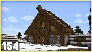Storage Warehouse! (19w08b) | Building Big w/ Jerm #154 | Survival Minecraft