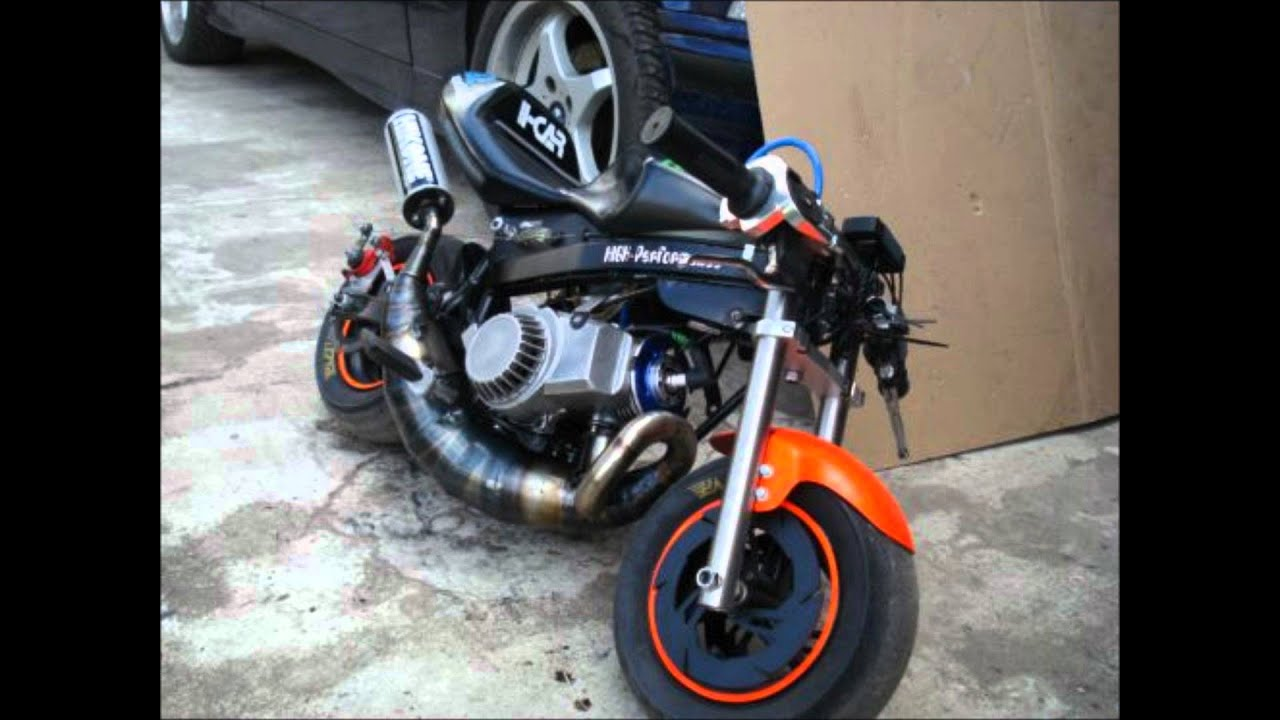 Minibike Tuning 2012 Youtube