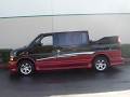 Chevy Van Convertible by NCE