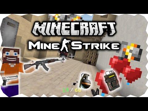 CS:GO In Minecraft! - Mine Strike