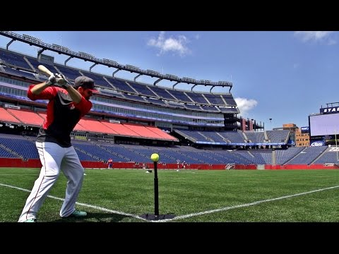 Thumbnail: Gillette Stadium Trick Shots | Dude Perfect