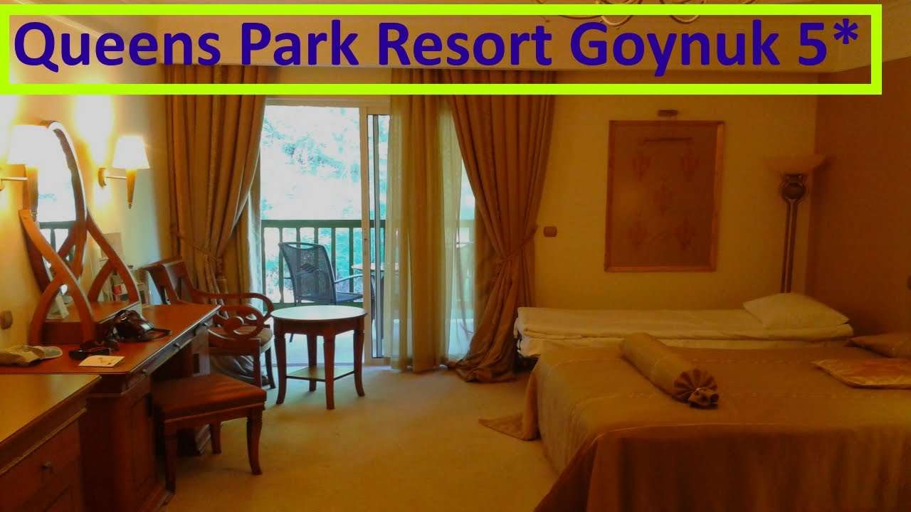 Turciya Queens Park Goynuk 5 Kvins Park Gejnyuk 5 Nash Nomer V Bungalo Chast 1 Youtube