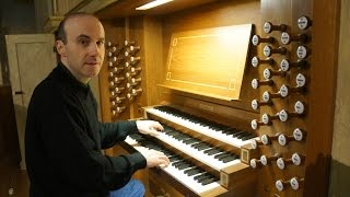 Krebs - Prelude in F Major (Abbey Church of Saints Thomas and Andrew Apostles, Pontevico)