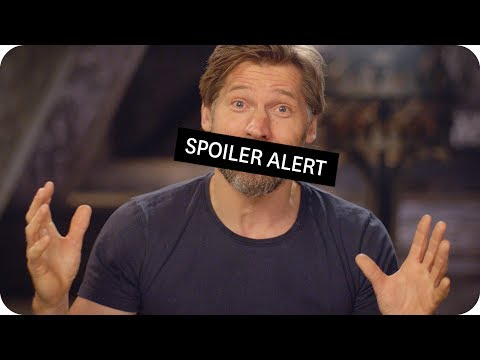 Nikolaj CosterWaldau Tries to Spoil the Final Season of Game of Thrones  Omaze
