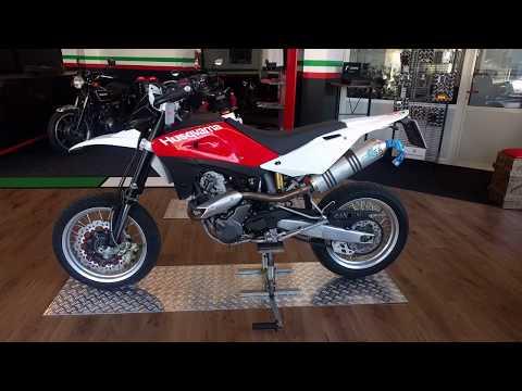Husqvarna SM610 - SPR Motorcycle