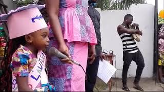 Les prouesses d'un enfant de l'école maternelle HPP-Congo de Selembao