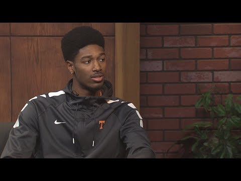 SPORTS MECCA: Full Interview with Vols Basketball player Kyle Alexander