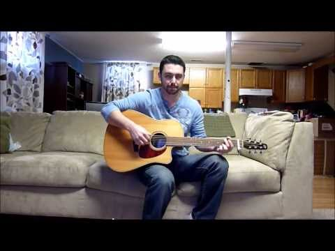 Tonight I Wanna Cry - Keith Urban (Acoustic Cover by Chris Goodwin)