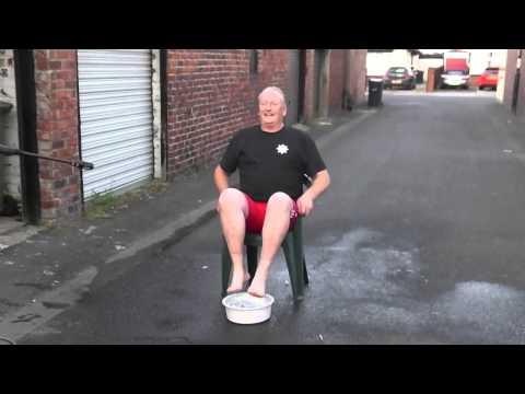 Jet wash charity challenge