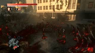 Prototype 2 GORE/BLOOD Gameplay @ MEDIUM/HIGH