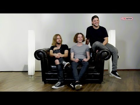 Kaiser Franz Josef im Interview  | Live Nation GSA