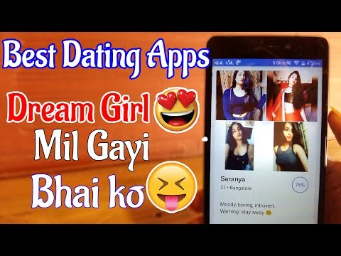 Top 5 Dating Apps For Singles💑 In India 2019 - Hookup Apps - Best Dating Apps - Free Dating Apps