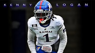 Hard-Hitting Kansas Safety 🔥 Kenny Logan Jr. ᴴᴰ