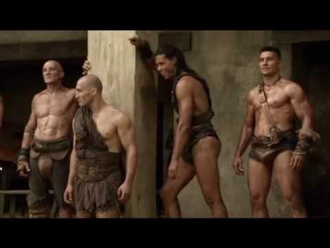 Crixus - The Undefeated Gaul (Champion of Capua)