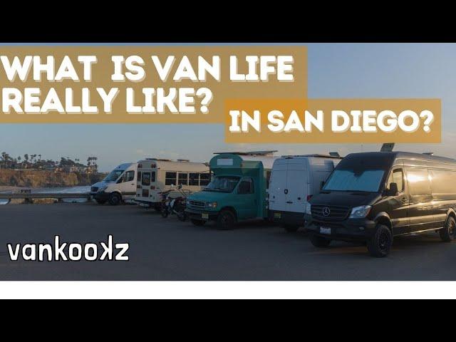 What is Van Life Really Like in San Diego, California