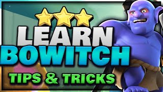 TH10 Bowitch Guide | Learn to 3 Star With Bowlers | Clash of Clans