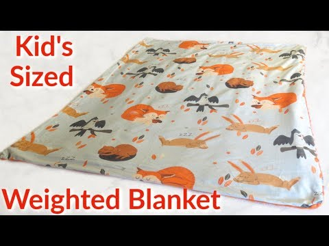 children's-weighted-blanket---review!