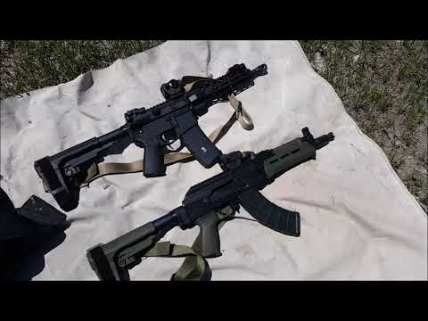 Download Ak Pistol With Sba3 MP3, MKV, MP4 - Youtube to MP3