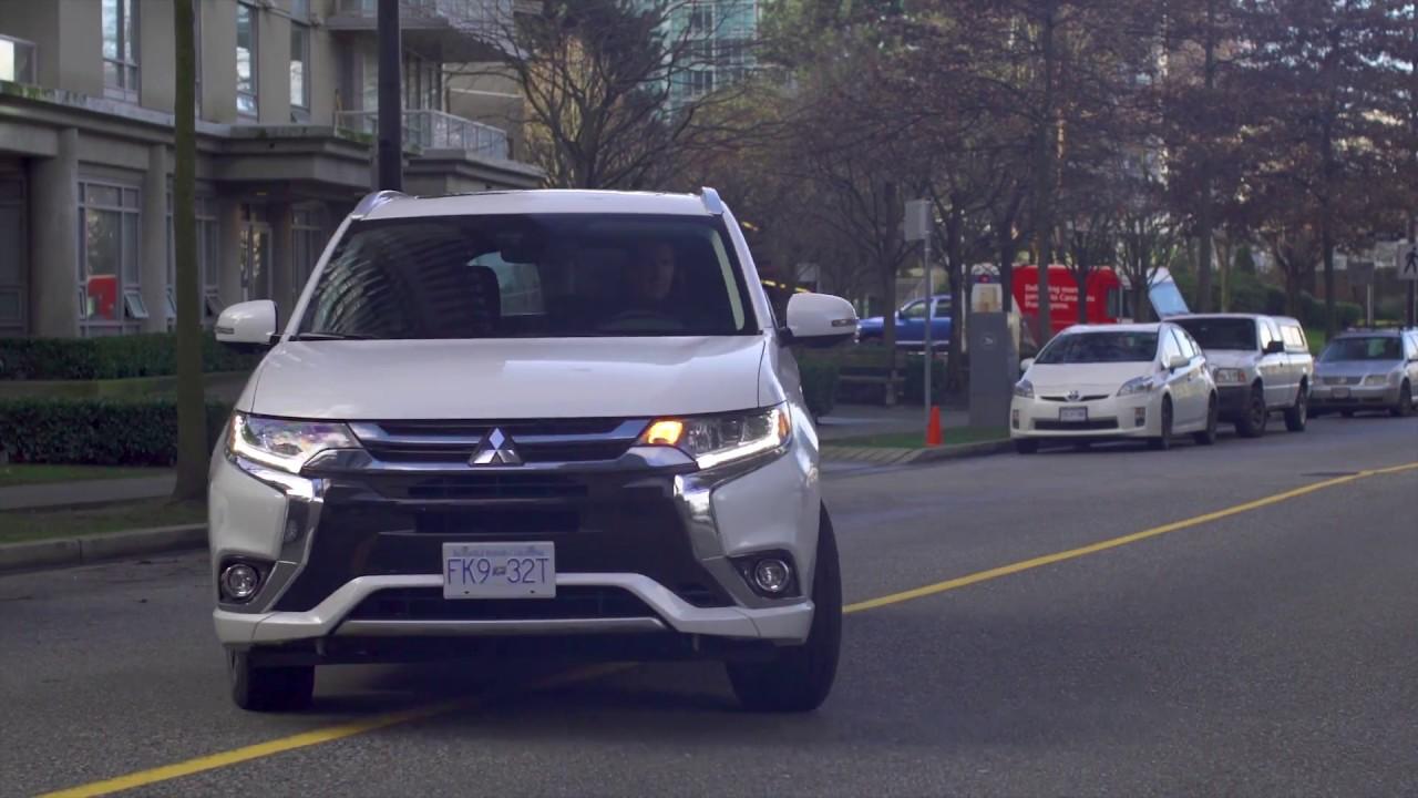 2018 Mitsubishi Outlander Phev Test Drive Review Youtube