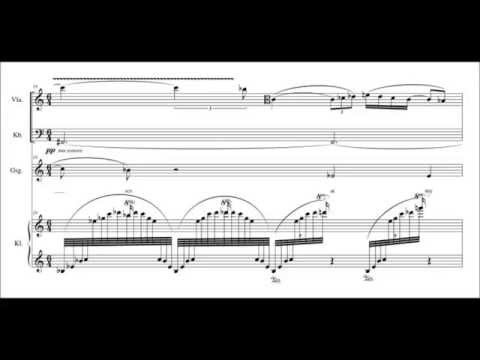 Song, op 22 with sheet music